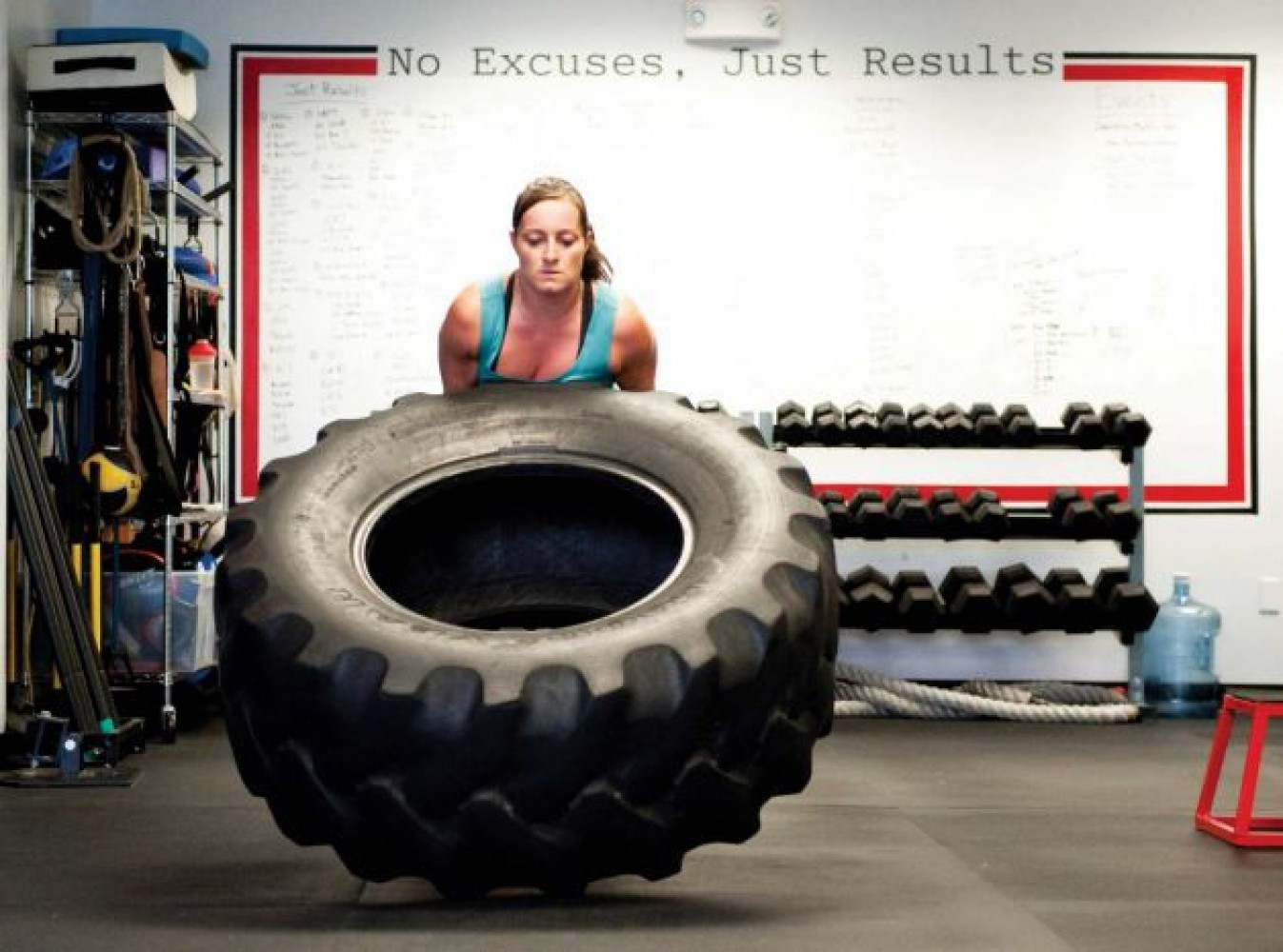 A Case for Aerobic Conditioning in Strongman