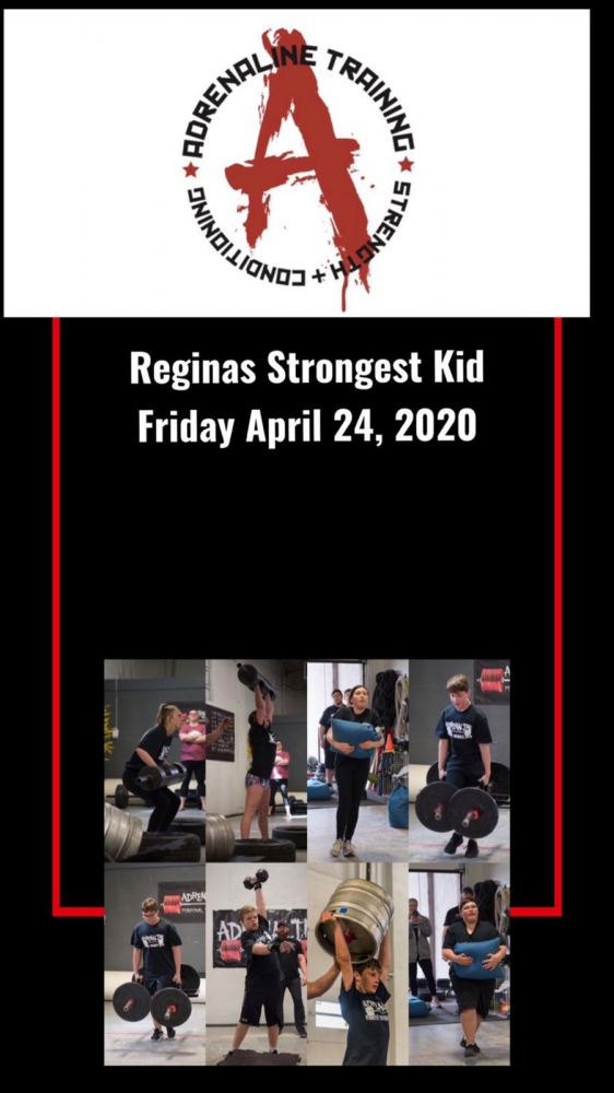 Adrenaline 2nd Annual Future Strong(wo)man Challenge