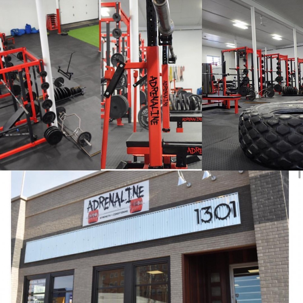 Adrenaline Strength & Conditioning 1 Year Anniversary Open House