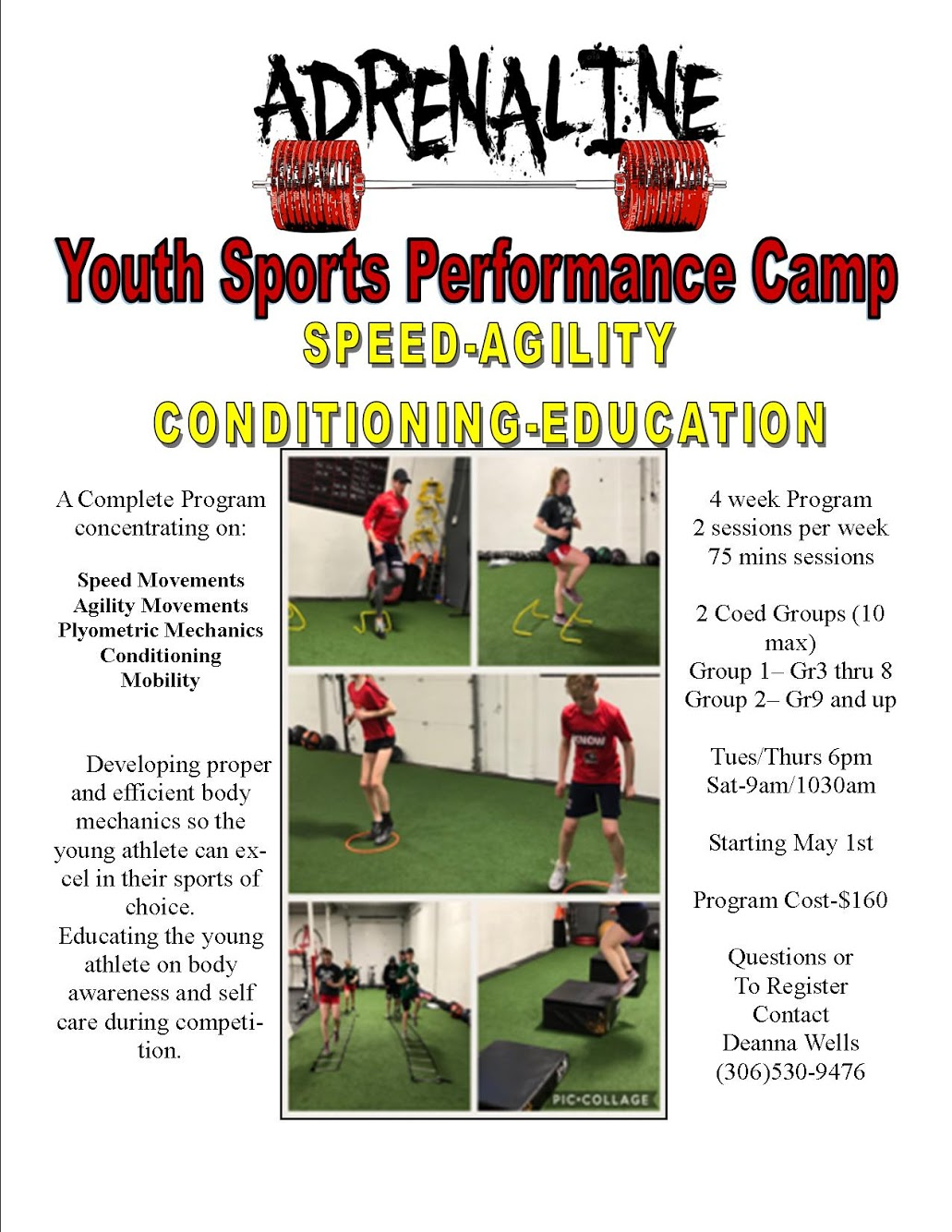 Adrenaline Youth Performance Camp - Image 2