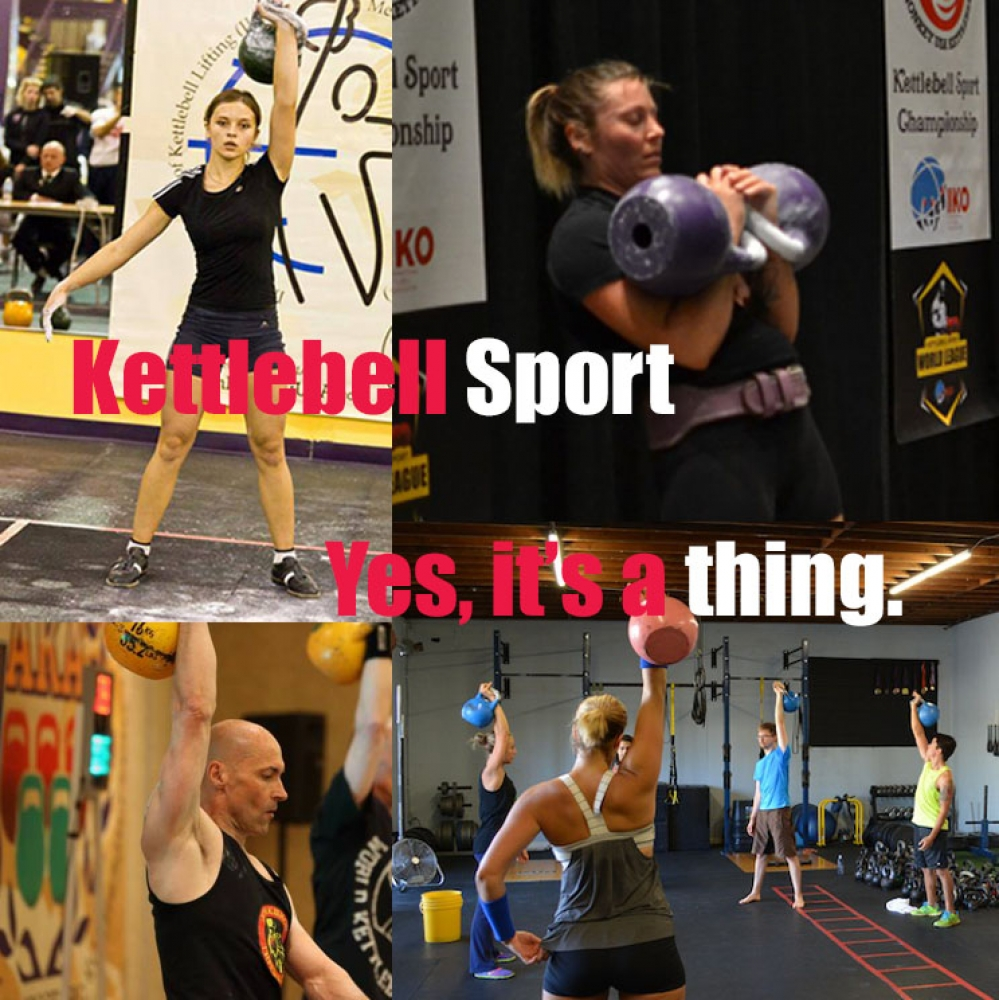 Kettlebell Sport Workshop