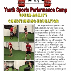Adrenaline Youth Performance Camp