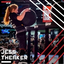 ATHLETES OF ADRENALINE . Meet @jess_theaker . Not only is she one of the kindest people you will meet but she is also one of the most successful Canadian strongwoman. Jess began working with Derek Becker in 2013 and since has added a number of impressive