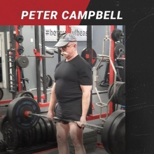⭐️Member Spotlight featuring Peter Campbell⭐️ • • • What brought you to Adrenaline?