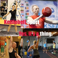 Kettlebell Sport.... yes it's a thing.  This August @juan_n_equals_1  will be instructing our first Kettlebell Sport workshop that will take participants from the very basics of handling kettlebells (safely!) all the way through to the Kettlebells Sport l