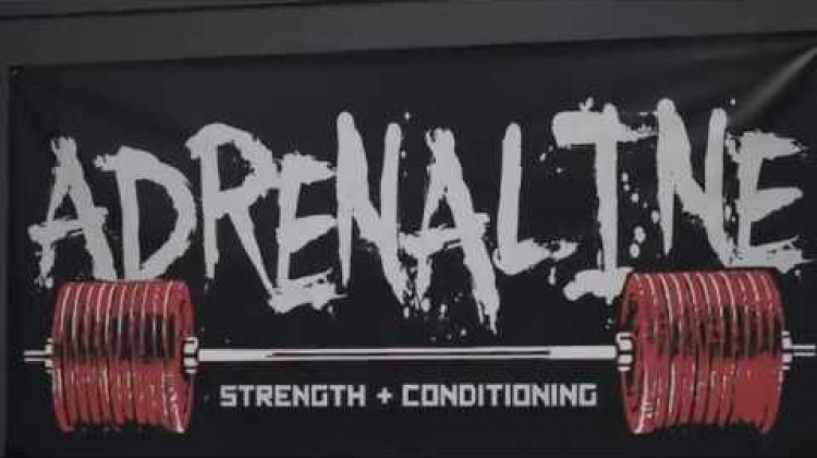 Adrenaline Strength & Conditioning Promo