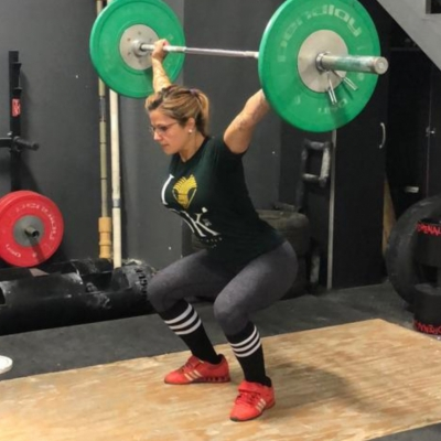 Youth Olympic Weightlifting Development Program