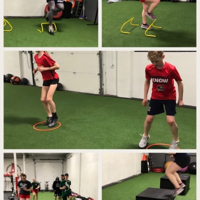 Youth Multi Sport Strength & Conditioning