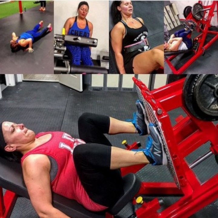 Adrenaline Ladies Strength Class (8 weeks)