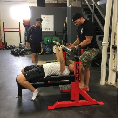 Intro to Powerlifting Program